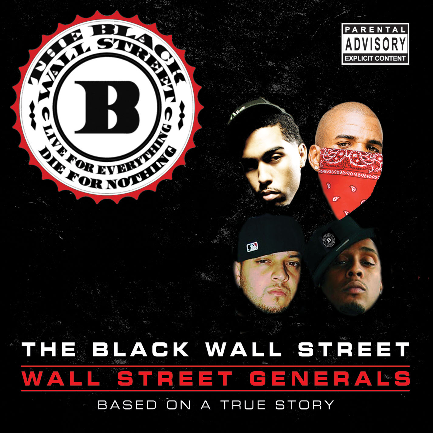 The Game Black Wall Street Chain